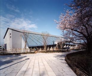 北区飛鳥山博物館 外観_sakura